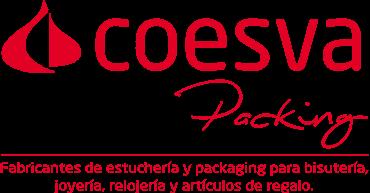 Coesva | Estuches, Cajas,  Expositores, Mantas Joyeria,